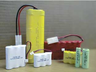 Ni-Cd and Ni-MH Battery Packs. Battery sizes from AAA, AA, A, Sc, C, D are available in shrink-wrap, ABS plastic or custom packs. These UHC (Ultra High Capacity) Cells have ratings up to 13000 mAh (NiMH...
