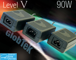 Green Power Supplies Meet Efficiency Level V Requirements 90W
