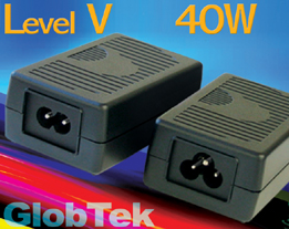Green Power Supplies meet Efficiency Level V Requirements 40W
