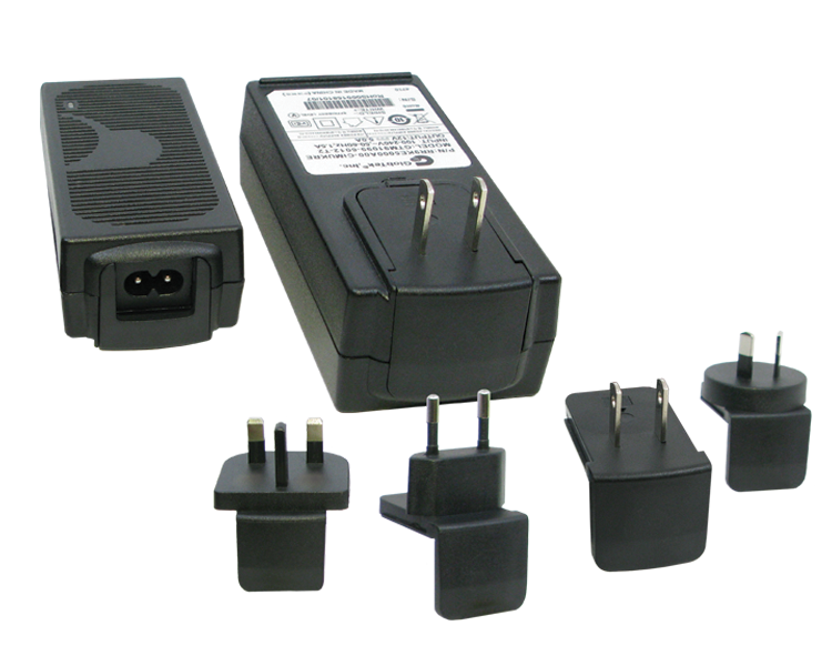 Li-Ion Chargers comply with CEC and DOE Level VI and offer 3 charge stages
