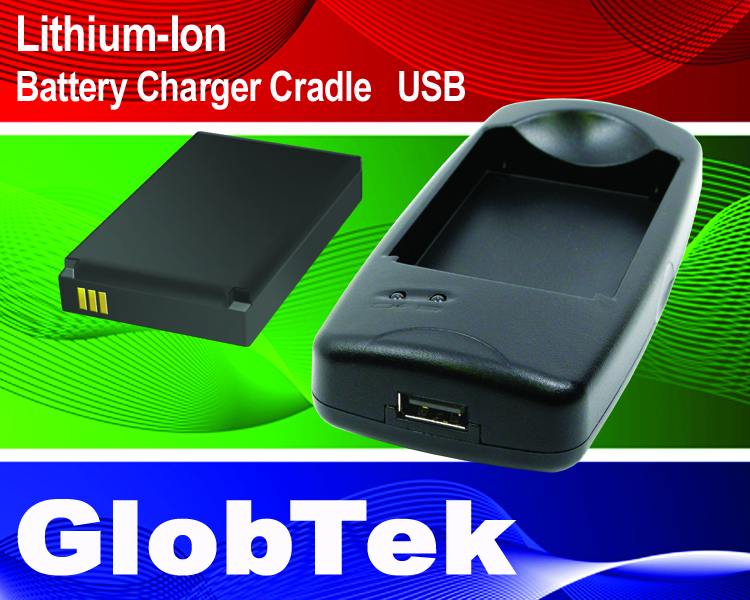 GlobTek manufactures customized battery charger cradles for OEM applications to suit GlobTek standard or custom Li-Ion battery packs or customer designed/supplied battery packs. The GT-91126-0305-0.8,...