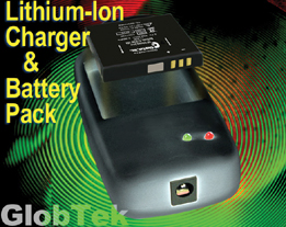 Li-Ion chargers offers a compact and cost effective solution for charging GlobTek's GL-523434A2 Lithium-Ion and Lithium Polymer battery pack. It features the ability to be custom tailored for specific...