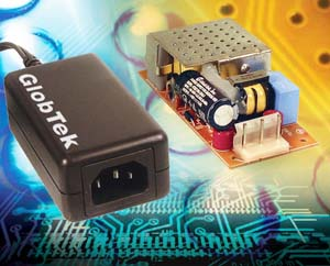 The Desk-Top model GTM1089 and Open-Frame GTM21096 model Switchmode Power Supplies from GlobTek accept Universal Inputs from 90-264Vac 47-63Hz and have Regulated Output ranging from 3.3V to 48V in 0.1V...